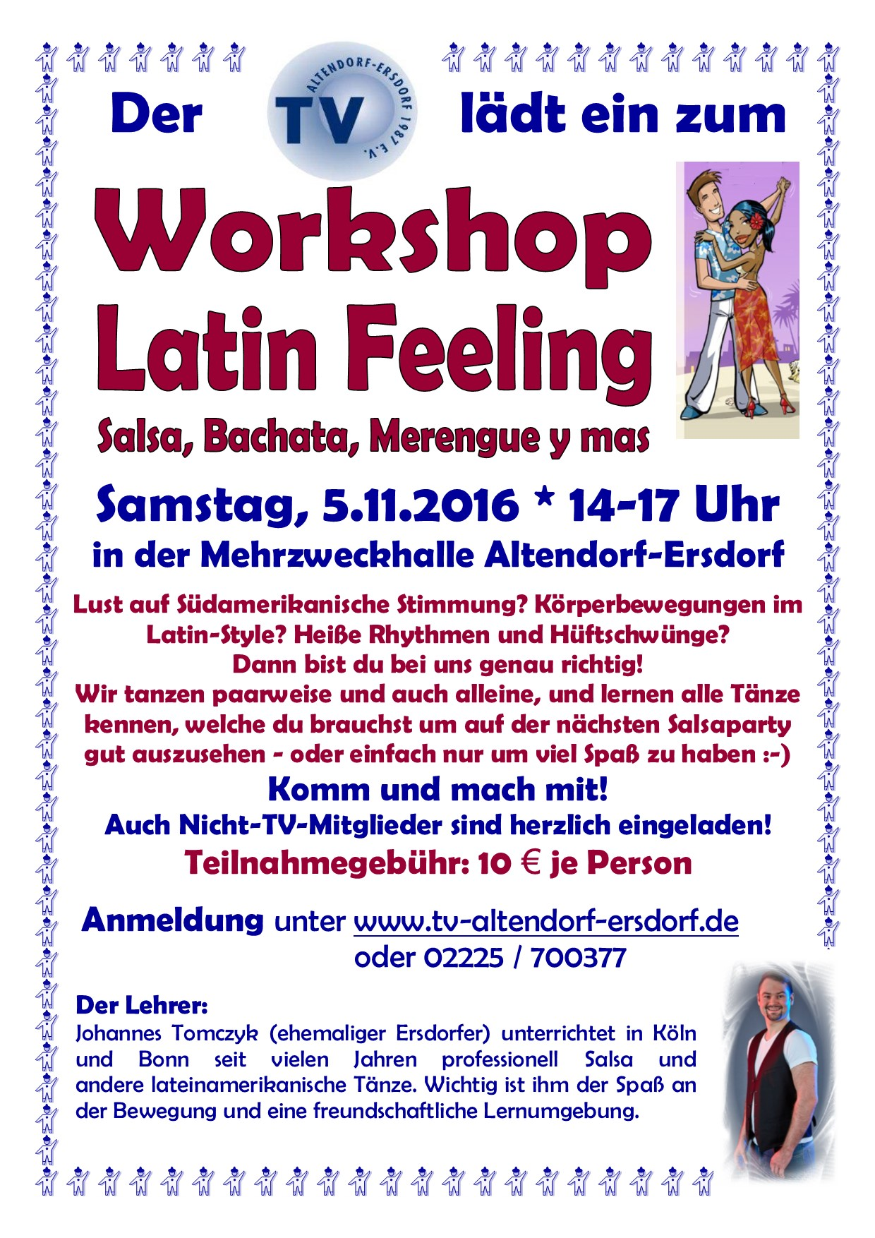 plakat latin-workshop 2016