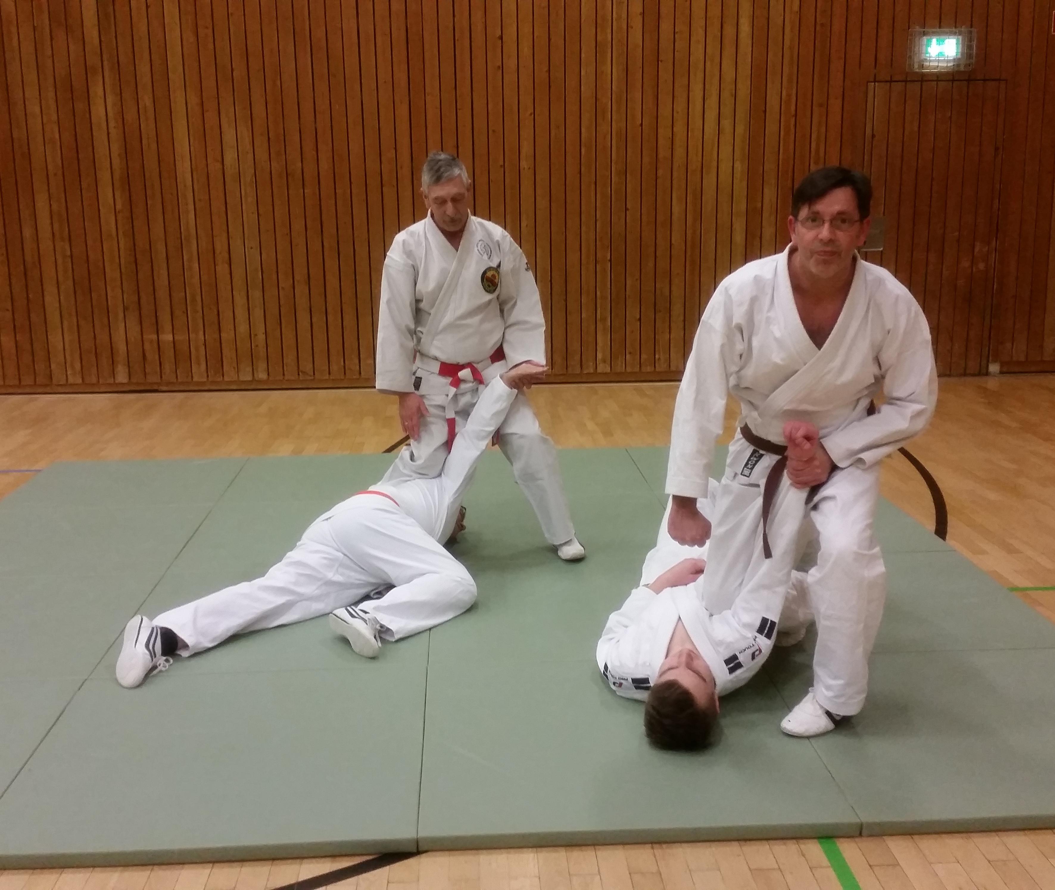 goshin-jitsu