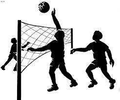 volleyballspielen